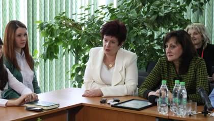 """Принимала решения, на которые не имела права, – Лутковская о причине своего ухода из """"Минска"""""""