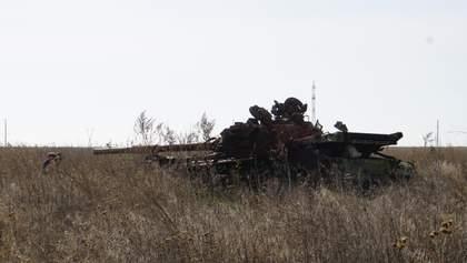 Потери врагов: в бою в Золотом погибли 4 боевика