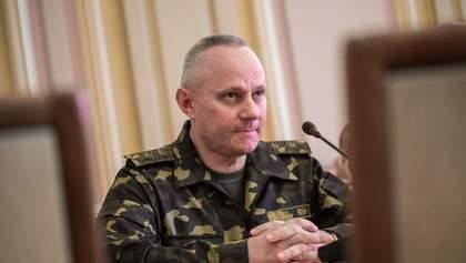 Это не провокация, оккупанты хотели захватить наблюдательные посты, – Хомчак