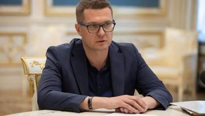 """Справа Шеремета: Баканов не виключив, що ексдоброволець """"Буча"""" міг бути агентом СБУ"""