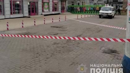 На Полтавщине посреди улицы застрелили мужчину: фото и видео