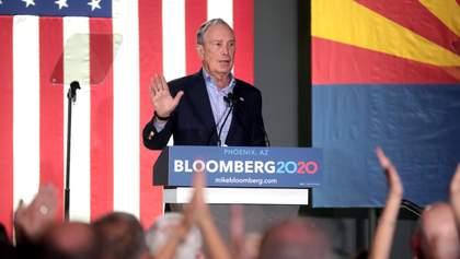 Блумберг продасть свою медіа-компанію, якщо його оберуть президентом США