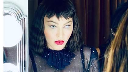 Мадонна устроила вечеринку в Лондоне: новые фото звезды с бойфрендом