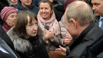 Путин ответил россиянке, как прожить месяц на минимальный доход: Невозможно