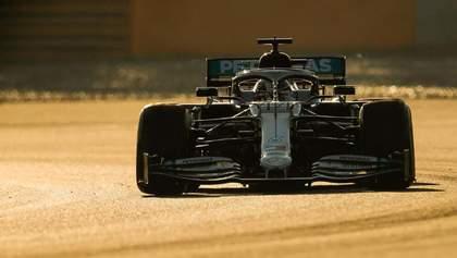 У Формулі-1 зацікавилися новою технологією в боліді Mercedes: відео