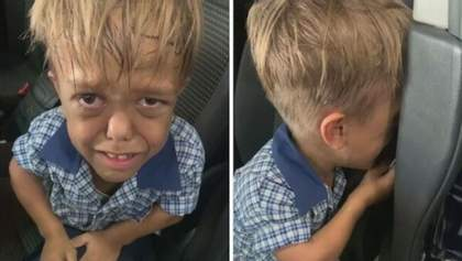 9-летний ребенок с карликовостью заявил, что хочет умереть из-за буллинга в школе: видео