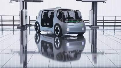 Електромобіль майбутнього: у Jaguar Land Rover показали концепт безпілотника
