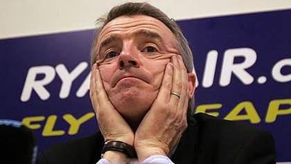 Директор Ryanair потрапив у скандал: він хоче посилити перевірку мусульман в аеропортах