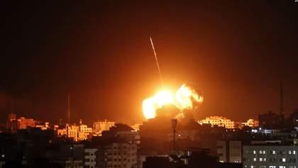 Палестинці випустили по Ізраїлю близько 20 ракет: що треба знати