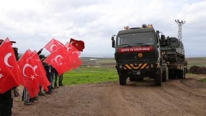 Возможна ли большая война в Сирии: СМИ о соперничестве России и Турции