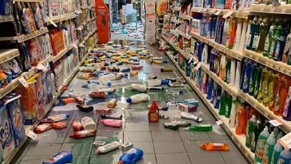 На юге Италии произошло землетрясение: фото