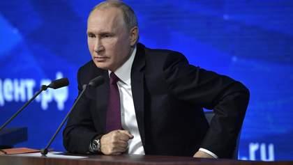 В Госдепе США призывают к немедленным санкциям против Путина