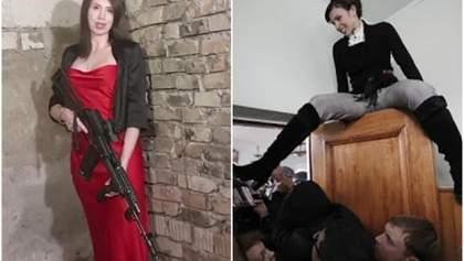 Лекції з автоматом і орден за мужність: найгучніші скандали із Тетяною Чорновол