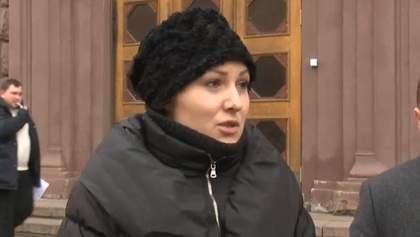 Федине вручили ходатайство о мере пресечения по делу об угрозах Зеленскому