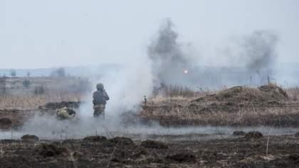 Возле участка разведения вблизи Золотого снова фиксируют сотни взрывов