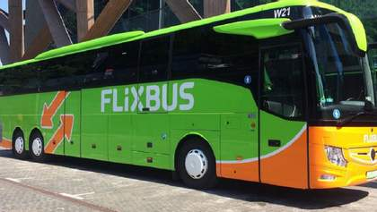 FlixBus почне виконувати внутрішні рейси в Україні: що відомо