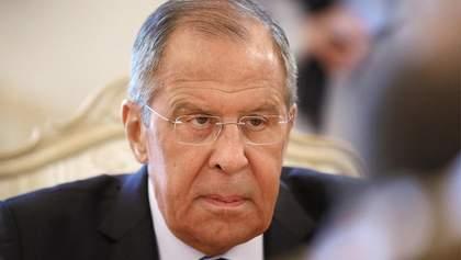 Я об этом не слышал, – Лавров опроверг нормандский саммит в апреле и озвучил Украине требования