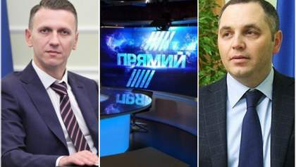"""Трубу прорвало: про обшуки ДБР на """"Прямому"""" і причетність Портнова"""