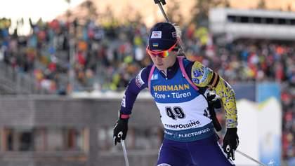 Одразу восьмеро українців пробилися у фінал суперспринту на чемпіонаті Європи з біатлону