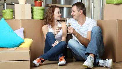 Що має знати пара, яка починає жити разом: поради
