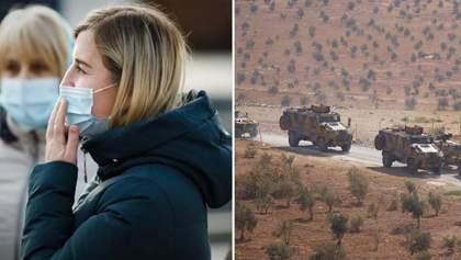 Главные новости 27 февраля: коронавирус у украинки, атака России на Турцию в Сирии