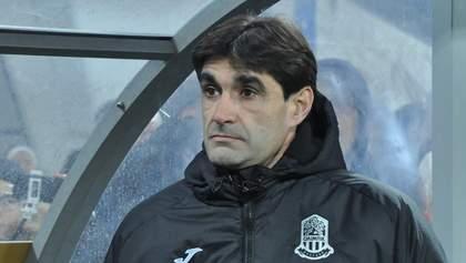 Тренер клубу УПЛ написав заяву на звільнення – несподівана причина