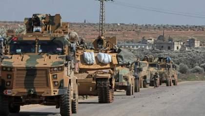 Турция в ответ на обстрел в Идлибе нейтрализовала более 50 бойцов Асада: видео
