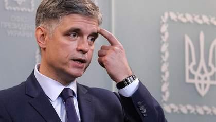 Пристайко про ймовірний обмін послами України і Росії: Політично говорити немає про що