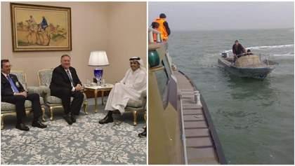Главные новости за 29 февраля: соглашение США и Афганистана, возвращение захваченных РФ рыбаков