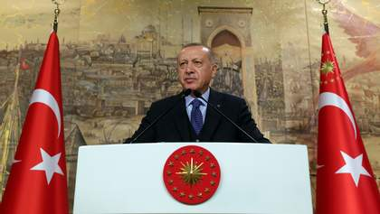 Эрдоган объяснил, за что Турция воюет в Сирии