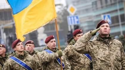 У Раді пропонують карати за наругу над українськими військовими і їхньою формою: деталі