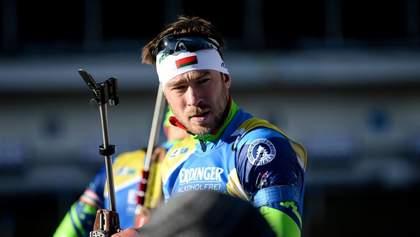 Чемпионат Европы по биатлону: Семенов в топ-20 персьюта, сенсационная победа Бочарникова