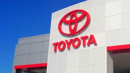Toyota інвестувала понад 400 млн доларів у китайського розробника безпілотних авто