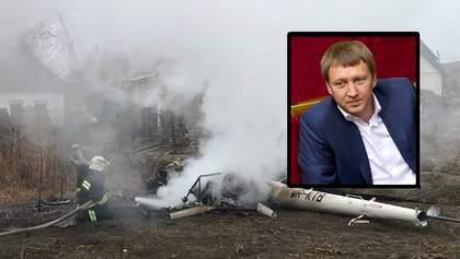 Загибель ексміністра Кутового: з'явився остаточний звіт щодо причин авіакатастрофи