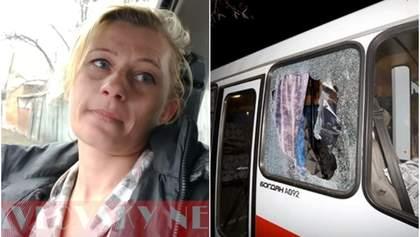 Мені не соромно, – жителька Нових Санжар про жбурляння каміння в автобуси з людьми