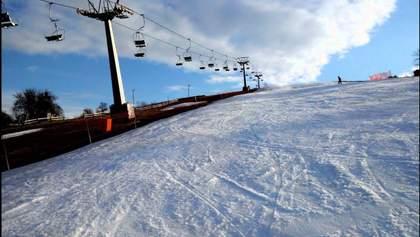 На Драгобрате погиб 35-летний сноубордист