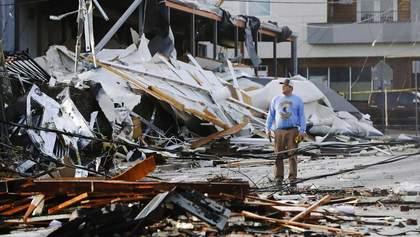 У США пронісся потужний торнадо: кількість жертв збільшилася