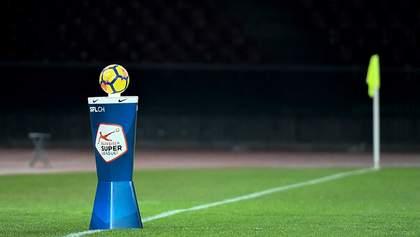 Чемпіонат Швейцарії з футболу перервали через коронавірус