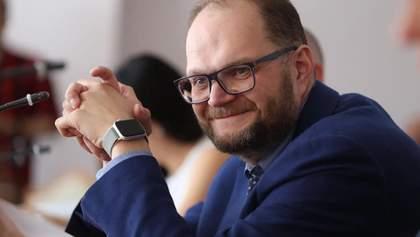 Бородянский уйдет в отставку, если Минкульт разделят, – СМИ