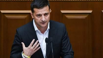 Реального плану для підняття пенсій в Україні немає, – Зеленський