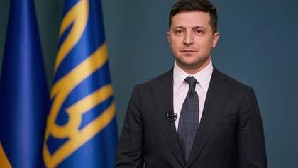 Зеленский объяснил депутатам, почему он собрал их на внеочередное заседание