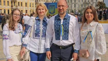 Екатерина Шмыгаль: что известно о жене премьер-министра Украины Дениса Шмыгаля