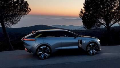 Renault представила електрокар-трансформер з бездротовою зарядкою: фото, відео