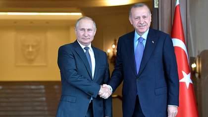 Турция и Россия пришли к согласию относительно войны в Сирии