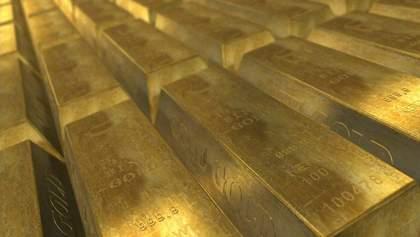 Цена на золото снизилась в условиях роста мировых фондовых рынков