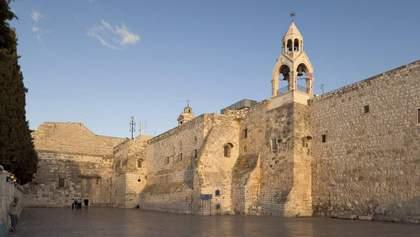 В Вифлееме все храмы закрыли из-за коронавируса