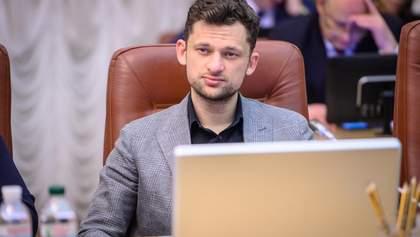 Шмыгаль рассказал, останется ли Дмитрий Дубилет в правительстве