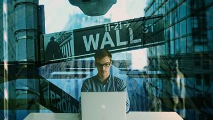 Фондовий ринок США падає: акції техкомпаній стрімко знижуються в ціні