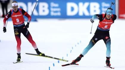 Біатлон: Йоганнес Бьо фантастично виграв спринт у Нове-Мєсто, українці провалили гонку