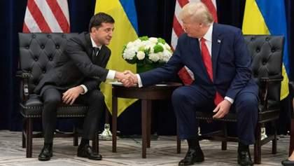 Зеленский разочарован, что Трамп медлит со встречей